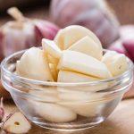 Alimentos con propiedades antibioticas